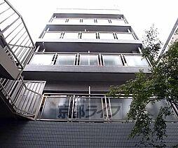 京都府京都市東山区白川筋三条下る3筋目西入高畑町の賃貸マンションの外観