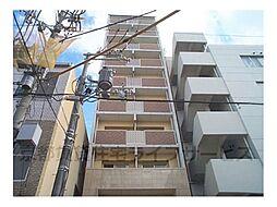 京都府京都市下京区南町の賃貸マンションの外観