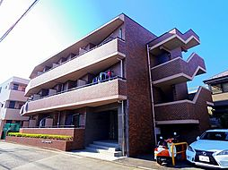 埼玉県所沢市東狭山ケ丘1丁目の賃貸マンションの外観