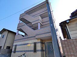 ブランドールヒルズ幕張[4階]の外観