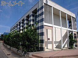 レオパレスMiyabi Hills[1階]の外観