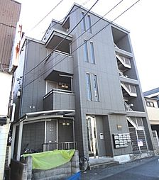埼玉県さいたま市中央区鈴谷5の賃貸マンションの外観