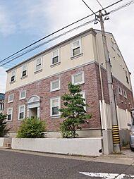 愛知県名古屋市千種区橋本町2丁目の賃貸アパートの外観