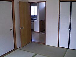 岩崎ハイツC[2階]の外観