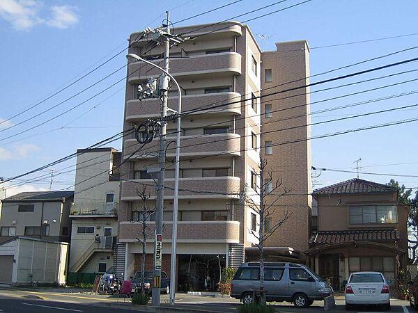 メゾンソレイユ 6階の賃貸【広島県 / 広島市南区】