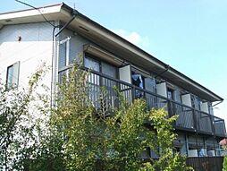 コーポ東伏見[1階]の外観