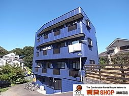 山京マンション[401号室]の外観