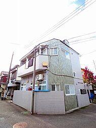 東京都西東京市保谷町4丁目の賃貸アパートの外観