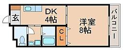 ABCヴィラ[3階]の間取り