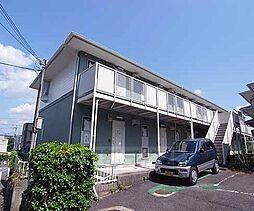 京都府向日市寺戸町西野辺の賃貸アパートの外観