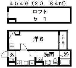 天王寺駅 5.2万円