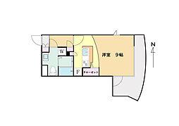 ライフゾーン梶ヶ谷5[2階]の間取り