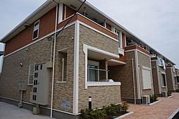 千葉県八千代市島田台の賃貸アパートの外観