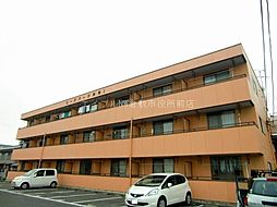 岡山県倉敷市上東の賃貸マンションの外観