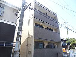 大阪府大阪市平野区加美正覚寺2の賃貸アパートの外観
