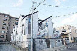 神奈川県横浜市港北区新吉田東3の賃貸アパートの外観