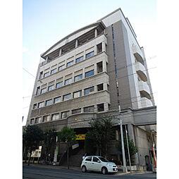 大阪府大阪市住吉区帝塚山中1丁目の賃貸マンションの外観