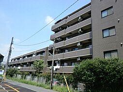 東京都杉並区上高井戸1の賃貸マンションの外観