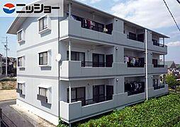 モーゼンビレッジII[1階]の外観