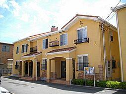 徳島県板野郡北島町鯛浜字川久保の賃貸アパートの外観