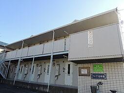 大阪府枚方市北中振2丁目の賃貸アパートの外観