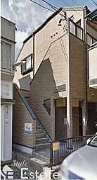 愛知県名古屋市昭和区長戸町2丁目の賃貸アパートの外観