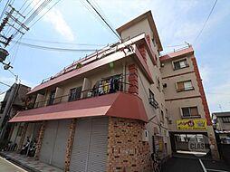 東興マンション[3階]の外観