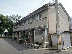 [テラスハウス] 大阪府八尾市南太子堂6丁目 の賃貸【/】の外観