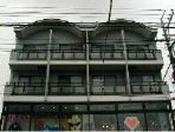 メゾンコンサール[4階]の外観
