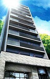 ジアコスモ江戸堀パークフロント[2階]の外観