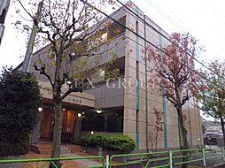 クレセント東伏見[1階]の外観