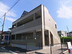 静岡県富士宮市野中町の賃貸アパートの外観
