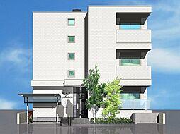 仮称尼崎市水堂町へーベルメゾン[102号室]の外観