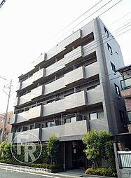 東京都大田区矢口3丁目の賃貸マンションの外観