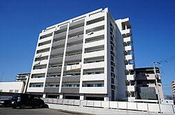 リラス福岡東[5階]の外観