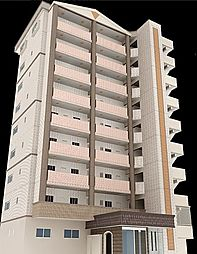福岡県北九州市戸畑区浅生1の賃貸マンションの外観