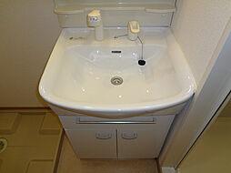 ハッピーデンの洗面台