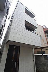 東京都大田区北千束1丁目の賃貸マンションの外観
