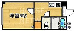 Ds LYNX(ディーズリンクス)[104D号室号室]の間取り