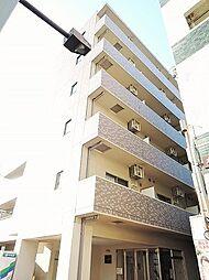 神奈川県川崎市幸区南幸町3丁目の賃貸アパートの外観