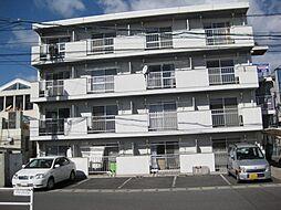 サンライズオカヤマ[1階]の外観