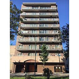 北海道札幌市中央区大通西21丁目の賃貸マンションの外観