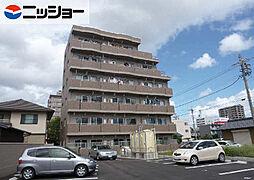 レジーナ鳥居松[3階]の外観