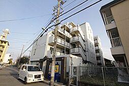 キューブ北武庫之荘II[4階]の外観