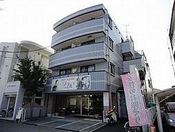神奈川県相模原市中央区小山2丁目の賃貸アパートの外観