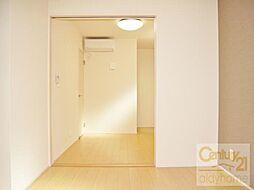 フジパレス長居西Ⅱ番館の採光の良い室内