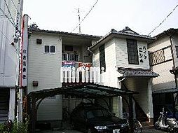 ハイツニシキ[2階]の外観