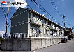 フレグランス砂田B棟[1階]の外観