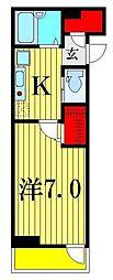 (仮称)ルネコート青砥[1階]の間取り
