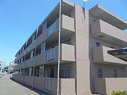 神奈川県横浜市港北区下田町2丁目の賃貸マンションの外観